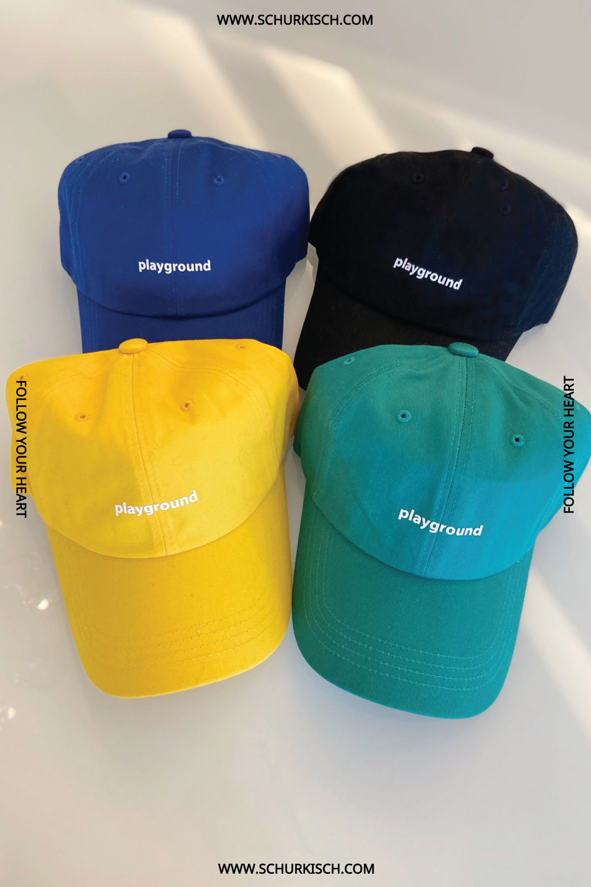 Play shred Cap ; 4 color